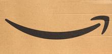 SEATTLE - JAN 2020: Amazon Sign