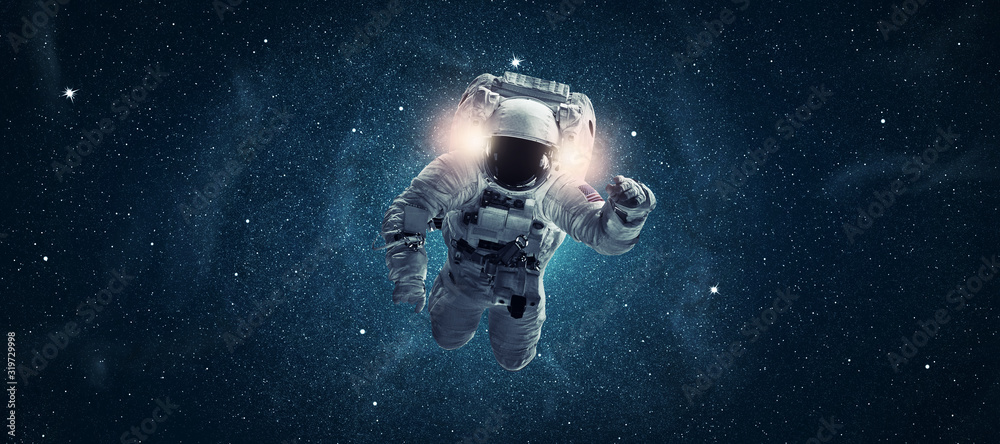 Fototapeta space