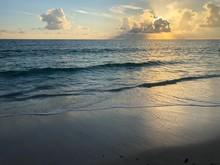 Beautiful Sunrise Over The Oce...