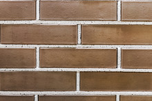 Imitation Of Brickwork In A Co...