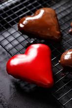 Gingerbread Heart-shaped Cooki...
