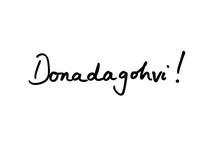 Donadagohvi! - The Cherokee Wo...