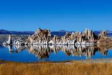 The Beautiful Tufa Formations ...