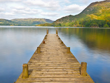 Ullswater Is The Second Larges...