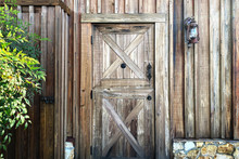 Western Barn Shed Door Lantern