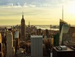 Modern Buildings At Midtown Manhattan