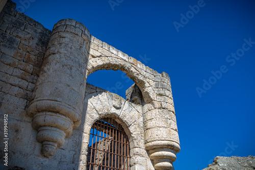 Photo castillo de los duques de Albuquerque, Cuellar Segovia  España