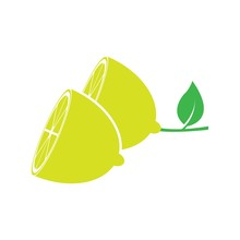 Fresh Lemon Fruits, Collection...