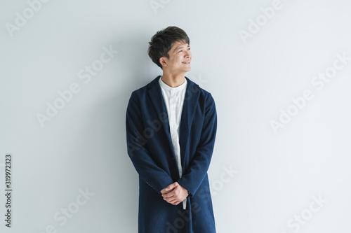 Obraz 男性 - fototapety do salonu