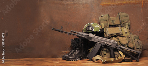 Photo Concept - service, security, Armed Forces, Private military company, navy, mercenary