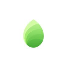 Leaf Logo Plant Green Nature V...