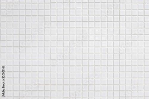 Obraz Full Frame Shot Of White Tiled Floor - fototapety do salonu