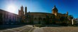 Panoramic View Of Palermo Cathedral Against Clear Sky On Sunny Day