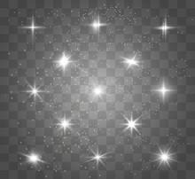 A Set Of Bright Beautiful Star...