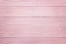 Light Pink Painted Wood Surfac...