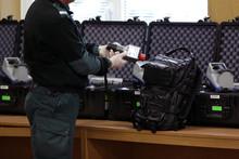 Integrated Digital Neutron Radiation Detector. Integrated Professional Radiation Dosimeter.