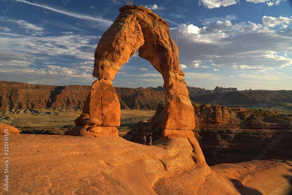 Fototapeta Delicate arch