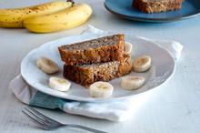 Banana Bread, A Splendid Dessert Made From Bananas