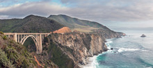 Bixby Canyon Bridge From The N...