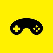 Game Console Vector Icon Illustration