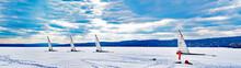 Ice Boat Sailing Canandaigua L...