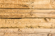 Wood Texture, Old Oak Railway Sleepers