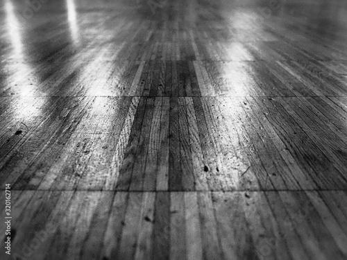 Obraz Full Frame Shot Of Wooden Flooring - fototapety do salonu