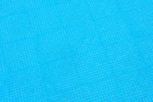 Full Frame Shot Of Blue Tiles In Empty Swimming Pool