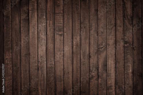 Fototapeta Textura de superfície de pranchas de madeira antigas. obraz na płótnie