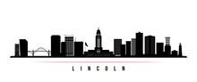 Lincoln Skyline Horizontal Ban...