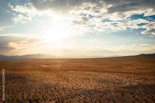 Fototapeta Desert nevada
