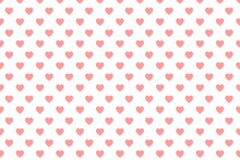 Seamless Love Heart Design Bac...