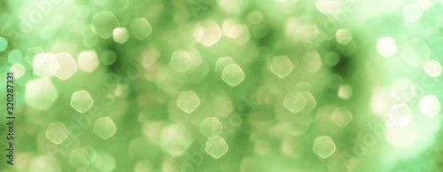 abstract-bokeh-background-banner-pastel-green-background-with-bokeh-lights