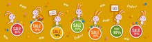 Easter Discounts Set Of Round ...