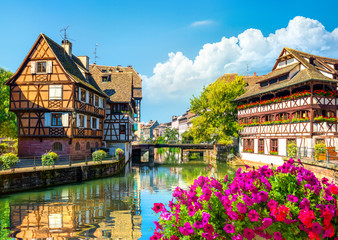 Houses in Strasbourg