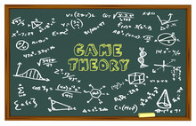 Game Theory Design Chalkboard ...