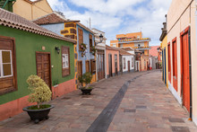 Beautiful Colorful Streets Of ...