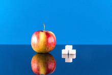 Apple. Comparison Of Sugar Con...