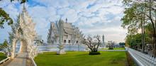 White Temple Wat Phra That Doi...