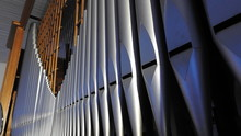 Pipes Of Organ