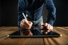 Digital Signature Concept With...