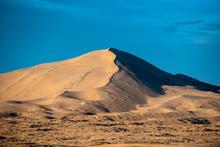 Kelso Dunes Desert Landscape