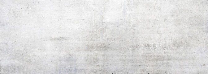 White concrete wall as background