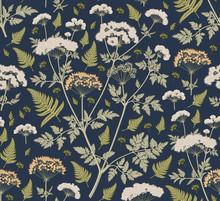 Seamless Pattern Fabric Beauti...