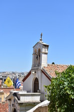 Greek Orthodox Steeple Church