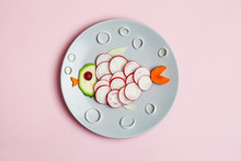Food Art, Creative Children Br...