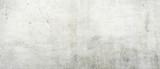 Fototapeta Kamienie - White grungy concrete wall as background