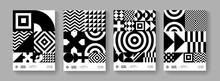 Cool Minimal Geometric Poster ...