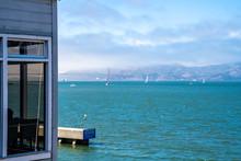 San Francisco Pier 39 Flag Wit...