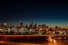 Nashville City 2020